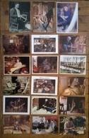 Lot De 18 Cartes Postales / Vieux Métiers / Vannerie Vannier Osier - Craft