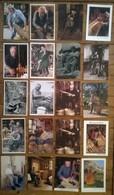 Lot De 20 Cartes Postales / Vieux Métiers / Vannerie Vannier Osier - Craft