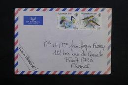SEYCHELLES - Enveloppe Pour Paris En 1983 , Affranchissement Plaisant - L 28934 - Seychelles (1976-...)