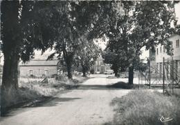 55) VILLERS SUR MEUSE : Avenue De La Gare - Revigny Sur Ornain