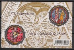 France - 2011 - Bloc Feuillet BF N°Yv. F4549 - Cathédrale De Reims - Neuf Luxe ** / MNH / Postfrisch - Frankreich
