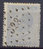 Nr; 18  : St Gillis - Waes - 1865-1866 Profile Left