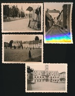 RUPELMONDE  4 FOTOS JAREN 60   9 X 6.5 CM - Kruibeke