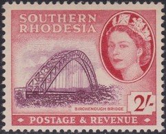 Southern Rhodesia    .   SG  .   87     .     *    .     Mint-hinged      .   /   .    Ongebruikt - Southern Rhodesia (...-1964)