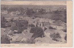 Portugal -Anadia -circulou -7-7 -1905 - Portugal
