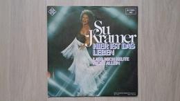 Su Kramer - Hier Ist Das Leben - Vinyl-Single Von 1976 - Disco, Pop