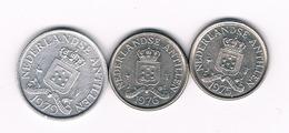 3 X NEDERLANDSE ANTILLEN /3939/ - Antilles Neérlandaises