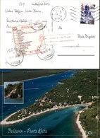 PUNTA KRIZA - CROATIA POSTCARD - Croatie