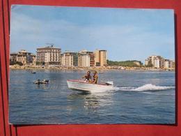 Jesolo (Venezia) Lido - La Spiaggia / Hotel Faro, Motorboot 1965 - Andere Städte