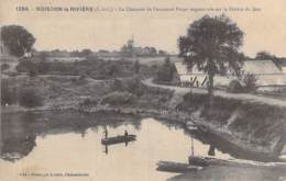 44 - MOISDON LA RIVIERE : La Chaussée De L'Ancienne Forge Signeiriale Sur La Rivière Du Don - CPA - Loire Atlantique - Moisdon La Riviere