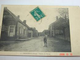 C.P.A.- Monceaux (61) - Centre Bourg - Boulangerie Ripaux - 1914 - SUP (BI 33) - France