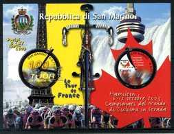 2003 SAN MARINO BF72 MNH ** - Blocchi & Foglietti