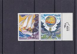 2004 - Greece / Griechenland / Grece / Grecia - YT N° 2205 Et 2206 Paire De  Carnet - Europa-CEPT