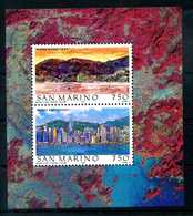1997 SAN MARINO BF45 MNH ** - Blocchi & Foglietti