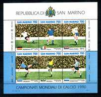 1990 SAN MARINO BF33 MNH ** - Blocchi & Foglietti