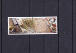 2008 - Greece / Griechenland / Grece / Grecia - YT N°2436 Et 2437** Paire De Carnet - Europa-CEPT