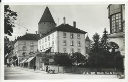 ///  BULLE    ( SUISSE  ) RUE DE GRUYÈRES - FR Fribourg