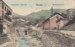 Mostar - Rezervoar Vodovoda , Wasserreservoir 1906 - Bosnie-Herzegovine