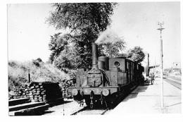 63 - VERTAIZON - BILLON : TRAIN SUPERBE PLAN . - Autres Communes