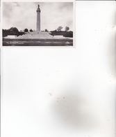CPA 55 MONTFAUCON ,Le Monument Américain. - France