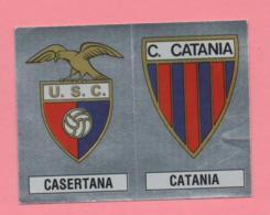 Figurina Panini 1988-89 - Scudetti Casertana-Catania - Trading Cards