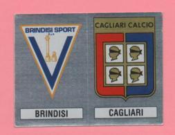 Figurina Panini 1988-89 - Scudetti Brindisi-Cagliari - Trading Cards