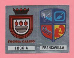 Figurina Panini 1988-89 - Scudetti Foggia-Francavilla - Trading Cards