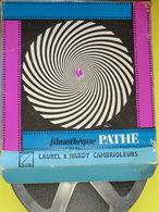 Ilmathéque Pathé- Laurel & Hardy Cambrioleurs- Super 8 - N & BL - Other Collections