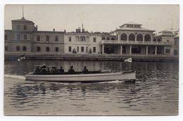 1908 AUSTRIA, CROATIA, BRIONI ISLAND, BOAT - Austria