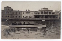 1908 AUSTRIA, CROATIA, BRIONI ISLAND, BOAT - Other