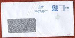 Brief, Absenderfreistempel, Leopold Stocker Verlag, Graz 2010 (73399) - Poststempel - Freistempel