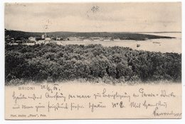 1903 BRIONI, AUSTRIA, CROATIA, ISLAND VIEW - Austria