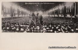 Ansichtskarte Wien Schubertehrung In Der Sängerhalle 1928  - Vienna