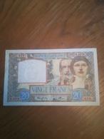 Billet 20 Francs Science Et Travail OH 17/7/1941 TTB - 1871-1952 Antichi Franchi Circolanti Nel XX Secolo