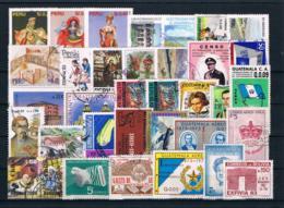 (005) Südamerika Posten/Lot Gestempelt - Timbres