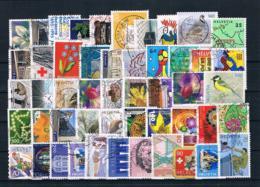 (008) Europa Schweiz Posten/Lot Gestempelt - Lots & Kiloware (mixtures) - Max. 999 Stamps