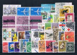 (009) Europa Schweiz Posten/Lot Gestempelt - Lots & Kiloware (mixtures) - Max. 999 Stamps