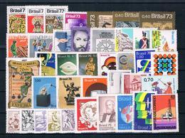 (010) Südamerika Brasilien Posten/Lot Postfrisch - Timbres