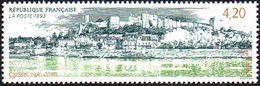 France N° 2817 ** Site Et Monument - Château De Chinon (Indre Et Loire) Devant La Vienne - Eau - Unused Stamps