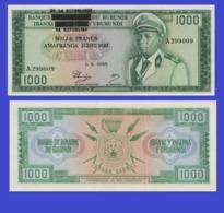BURUNDI 1000 FRANCS 1964 - Burundi