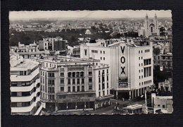 Maroc / Casablanca / Un Coin De La Place De France ( Salle De Spectacle,Cinéma VOX ) - Casablanca