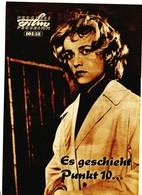 "JEANNE MOREAU In ""ECHEC AU PORTEUR"" France 1957 Original Movie Program 105/58 - Films & TV"