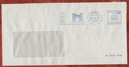 Brief, Frama A903089, Hundertwasser-Architektur Projekt, 60 C, Uelzen 2014 (73417) - Poststempel - Freistempel