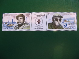 TAAF YVERT POSTE ORDINAIRE N° 722/723 - TIMBRES NEUFS** LUXE - MNH - SERIE COMPLETE - FACIALE 1,71 EURO - Unused Stamps