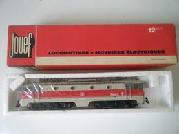 Superbe Rare Locomotive électrique JOUEF -  CC 7630 RENFE - Ref :8892 - Locomotives
