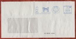 Brief, Frama A903089, Hundertwasser-Architektur Projekt, 58 C, Uelzen 2013 (73418) - Poststempel - Freistempel
