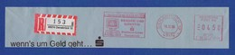 BRD AFS - OSNABRÜCK, S-Home-Banking Stadtsparkasse - Bequem Und Günstig + R-Zettel 1996 - Affrancature Meccaniche Rosse (EMA)