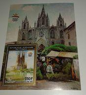 Congo 1992 - Yvert HB48 Souvenir Sheet Mnh - Congo - Brazzaville