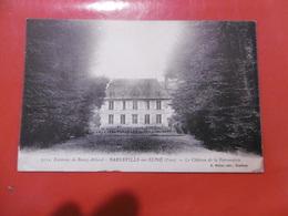 D 27 - Environs De Bourg Achard - Barneville Sur Seine - Le Château De La Ferronnerie- 1er Régiment D'atillerie Poste D' - Routot