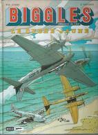 BIGGLES - LE CYGNE JAUNE ( FRANCIS BERGESE ) - Biggles